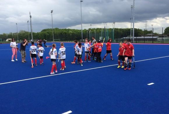 Knaben B mit starker Leistung gegen Luxemburg