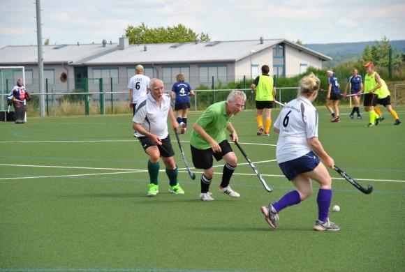 Frankenthaler Senioren holen den Cup in Idar-Oberstein