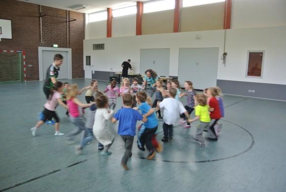 Ralf besuchte Kindergarten in Kirschweiler
